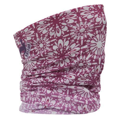 Купить Бандана Salewa ICONO DRY HEADBAND orchidea (розовый) Головные уборы, шарфы 752984