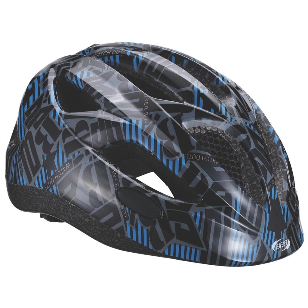 Летний Шлем Bbb 2015 Helmet Hero (Flash) Racing Black/blue