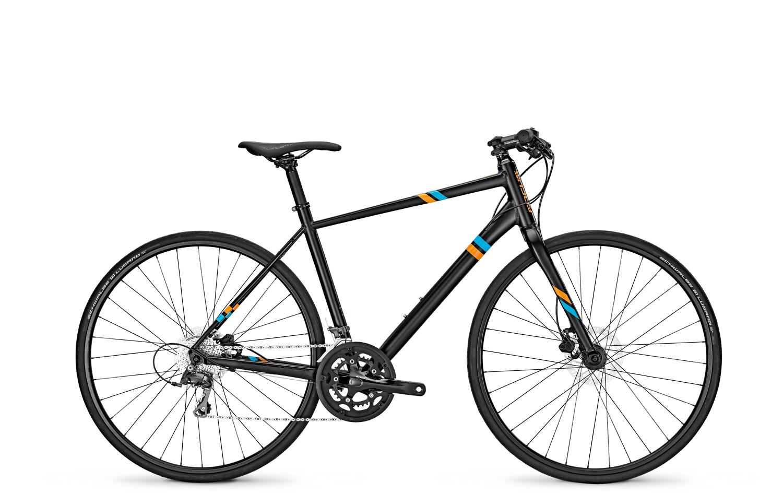 Велосипед Focus Arriba Claris 2017 Magicblack Matt