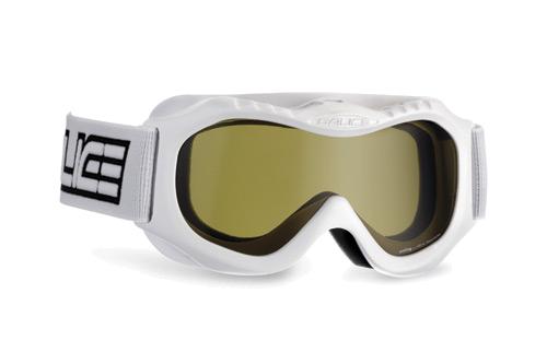 Купить Очки горнолыжные Salice 601A White/Goldgreen 1047246
