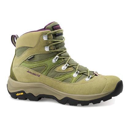 Купить Ботинки для треккинга (высокие) Dolomite 2014 Hiking KITE SU W.GTX GREEN Треккинговая обувь 1015725