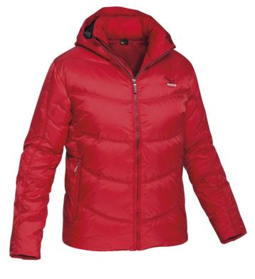 Купить Куртка туристическая Salewa Alpine Active COLD FIGHTER DWN M JKT red Одежда 833752