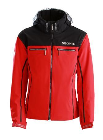 Купить Куртка горнолыжная DESCENTE 2014-15 Spain WC ERD/BK Одежда 1139562