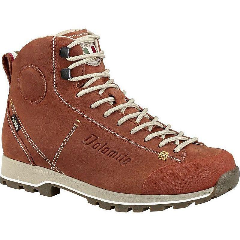 Купить Ботинки городские (высокие) Dolomite 2017-18 Cinquantaquattro High Fg Gtx Paprika Orange, Обувь для города, 1356600
