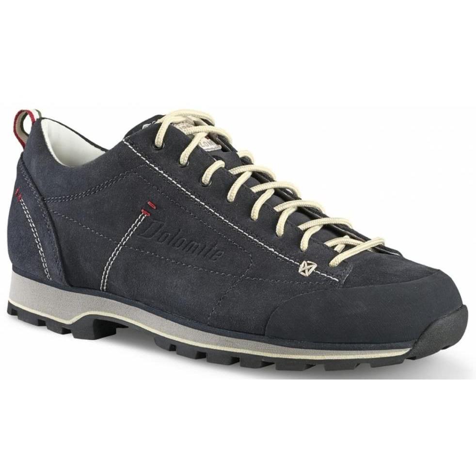 Купить Ботинки городские (низкие) Dolomite 2018 Cinquantaquattro Low Blue/Cord, Обувь для города, 810693