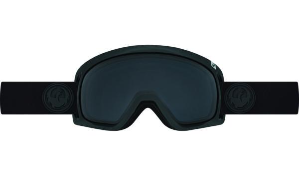 Купить Очки горнолыжные DRAGON 2016-17 D3 Murdered / Dark Smoke, горнолыжные, 1299458