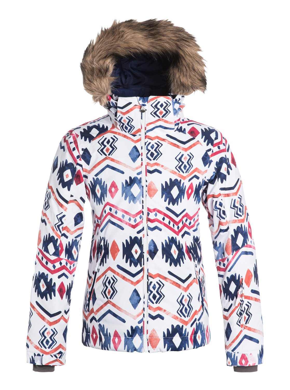 Купить Куртка сноубордическая ROXY 2016-17 JETTY SKI G JK SNJT WBB8 Одежда 1279764