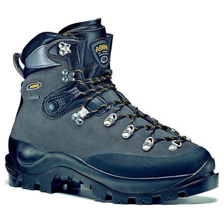 Купить Ботинки для альпинизма Asolo ALPINE Granite GV Graphite-Black Альпинистская обувь 757980