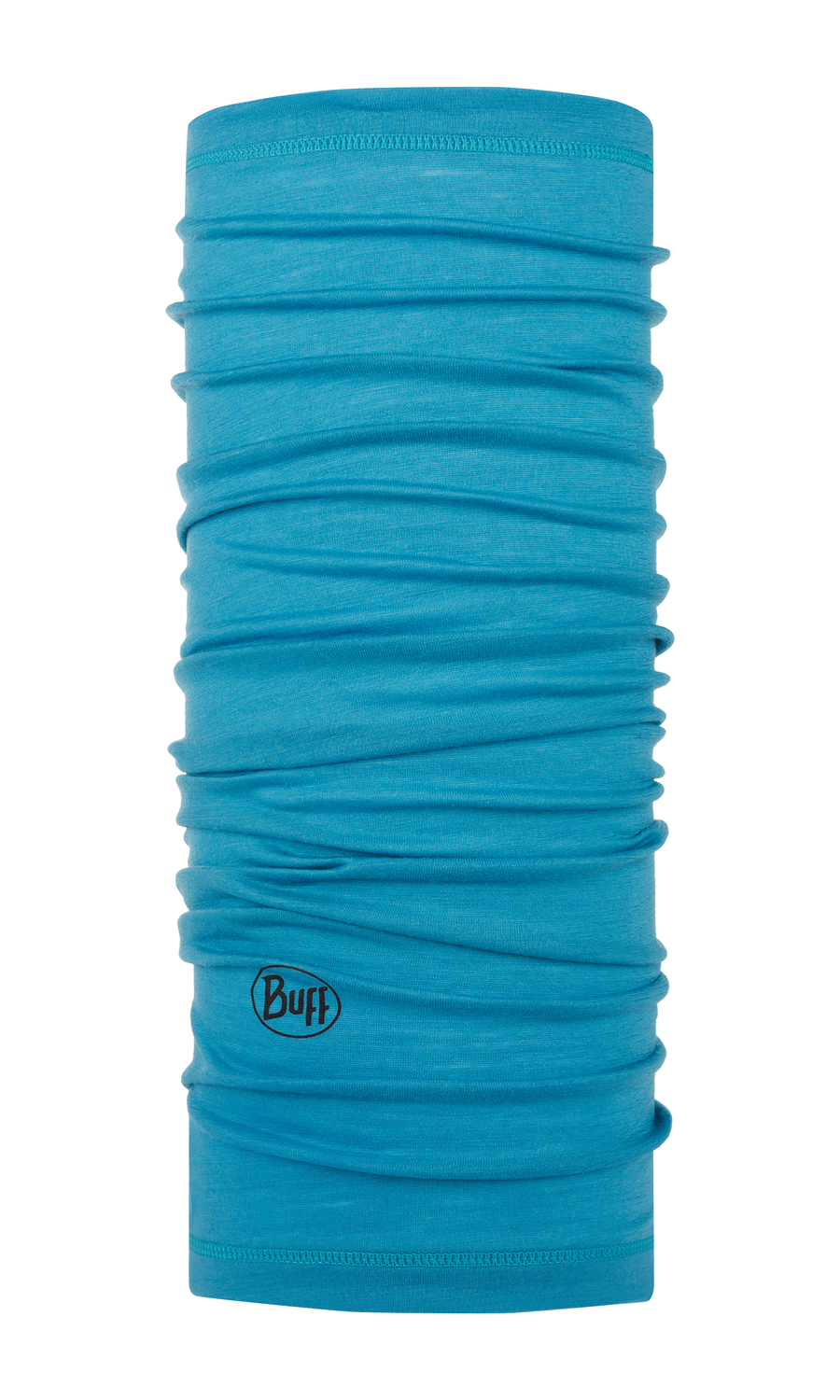Бандана Buff Lightweight Merino Wool Solid Scuba Blue