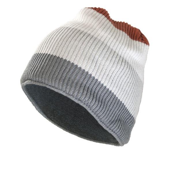 Зимний Шлем Helt-Pro 2012-13 Norman Stripe Grey White Brick
