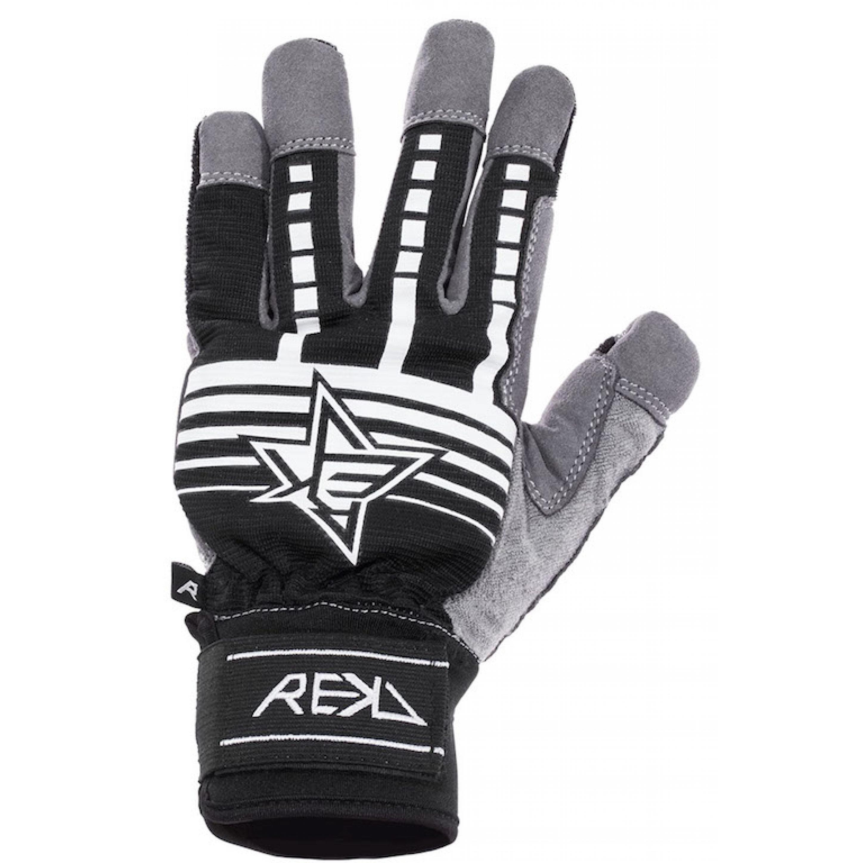 Купить Перчатки для лонгборда REKD 2018 Slide Gloves Black Аксессуары лонгбордов/скейтбордов 1336821