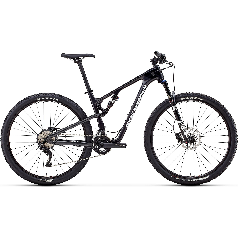 Велосипед Rocky Mountain Element Carbon 30 C2 2018