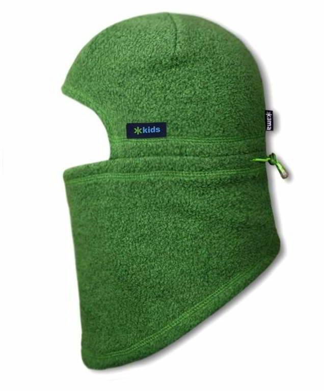 Купить Маска (балаклава) Kama DB18 (lime) салатовый Головные уборы, шарфы 867293