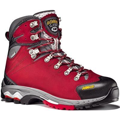Купить Ботинки для треккинга (высокие) Asolo Hike Bullet GTX ML Red, Треккинговая обувь, 757556