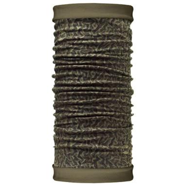 Купить Бандана BUFF REVERSIBLE POLAR STRUCTURE / OLIVE NIGHT Банданы и шарфы Buff ® 1079482
