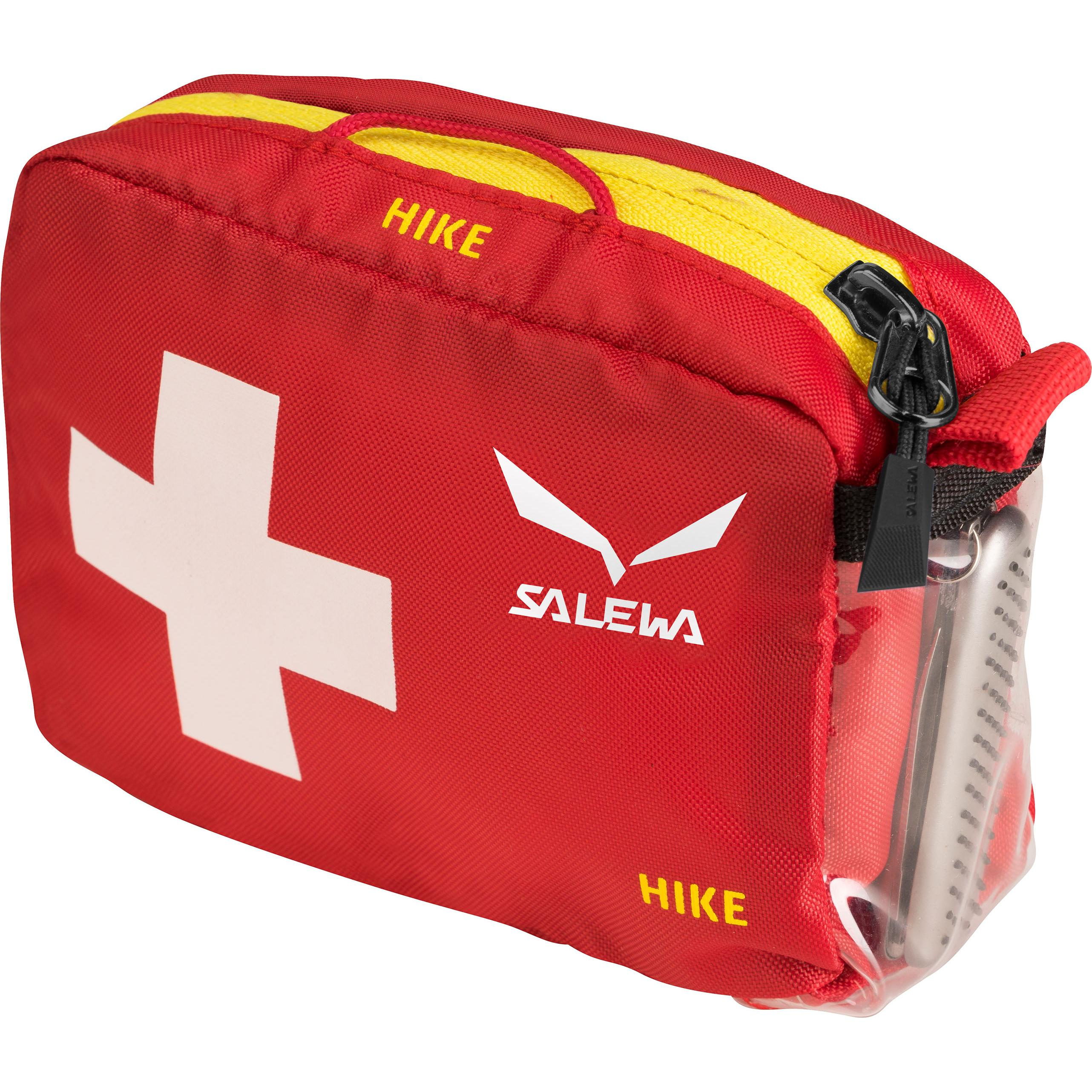 Аптечка Salewa 2015 Accessories First Aid Kit Hike Dark Red / от КАНТ
