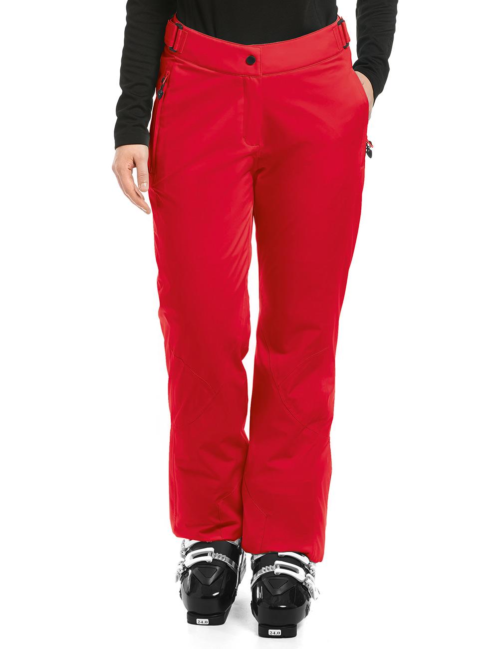 Купить Брюки горнолыжные MAIER 2017-18 Resi light chinese red Одежда горнолыжная 1280647