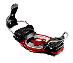 Купить Сноуборд крепления F2 2011-12 RACE TITANIUM red 755916