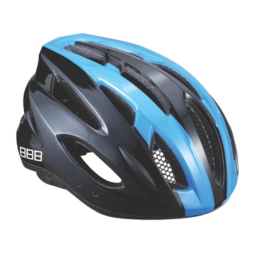 Велошлем Bbb 2018 Condor Черный/синий