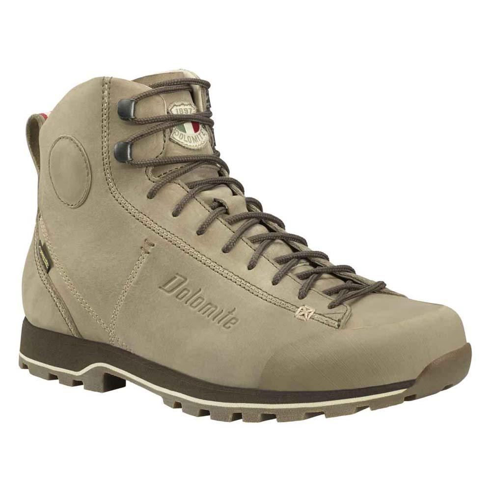 Купить Ботинки городские (высокие) Dolomite 2017-18 Cinquantaquattro High Fg Gtx Ciottolo Обувь для города 1356598
