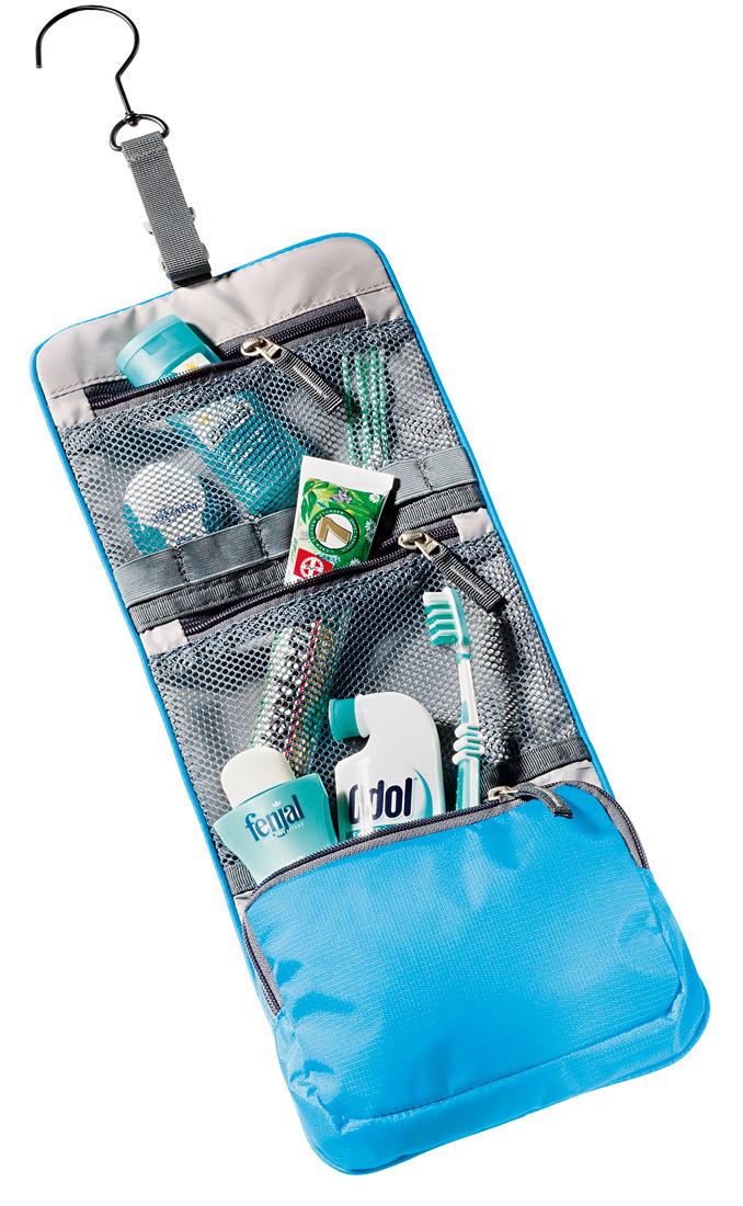 Косметичка Deuter 2016-17 Wash Bag I - Kids Turquoise от КАНТ