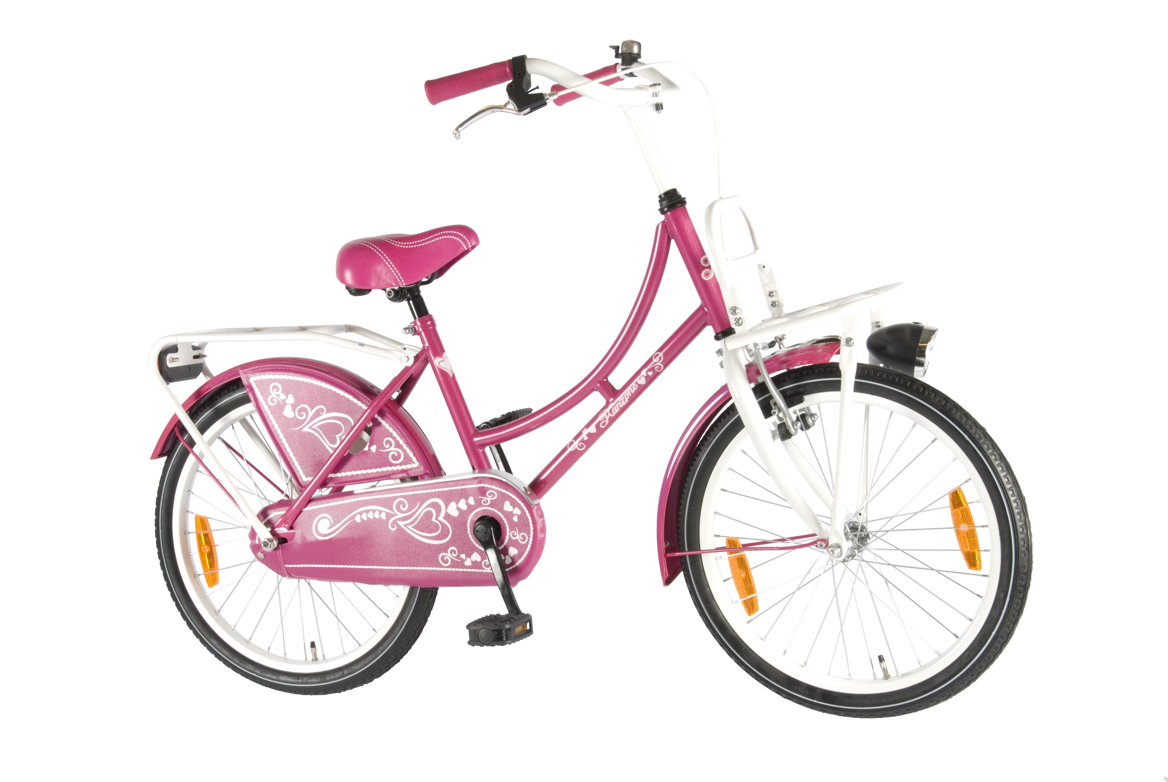 Купить Велосипед VOLARE Oma Girl 2014 Розовый, 6-9 лет (колеса 20 ), 1321777