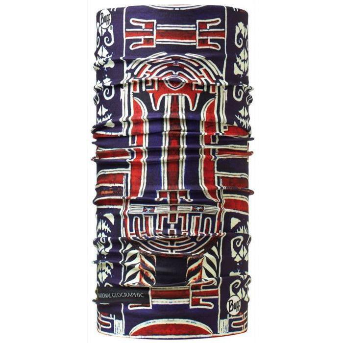 Купить Бандана BUFF ORIGINAL NATIONAL GEOGRAPHIC SOLOMON, Банданы и шарфы Buff ®, 1079066