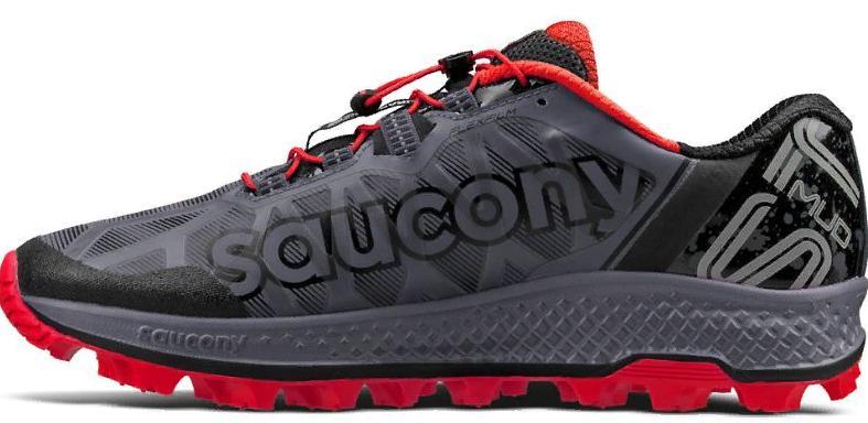 Беговые кроссовки Saucony 2018-19 KOA ST Grey   Black   ViziRed ... ce8d9e8d9640c