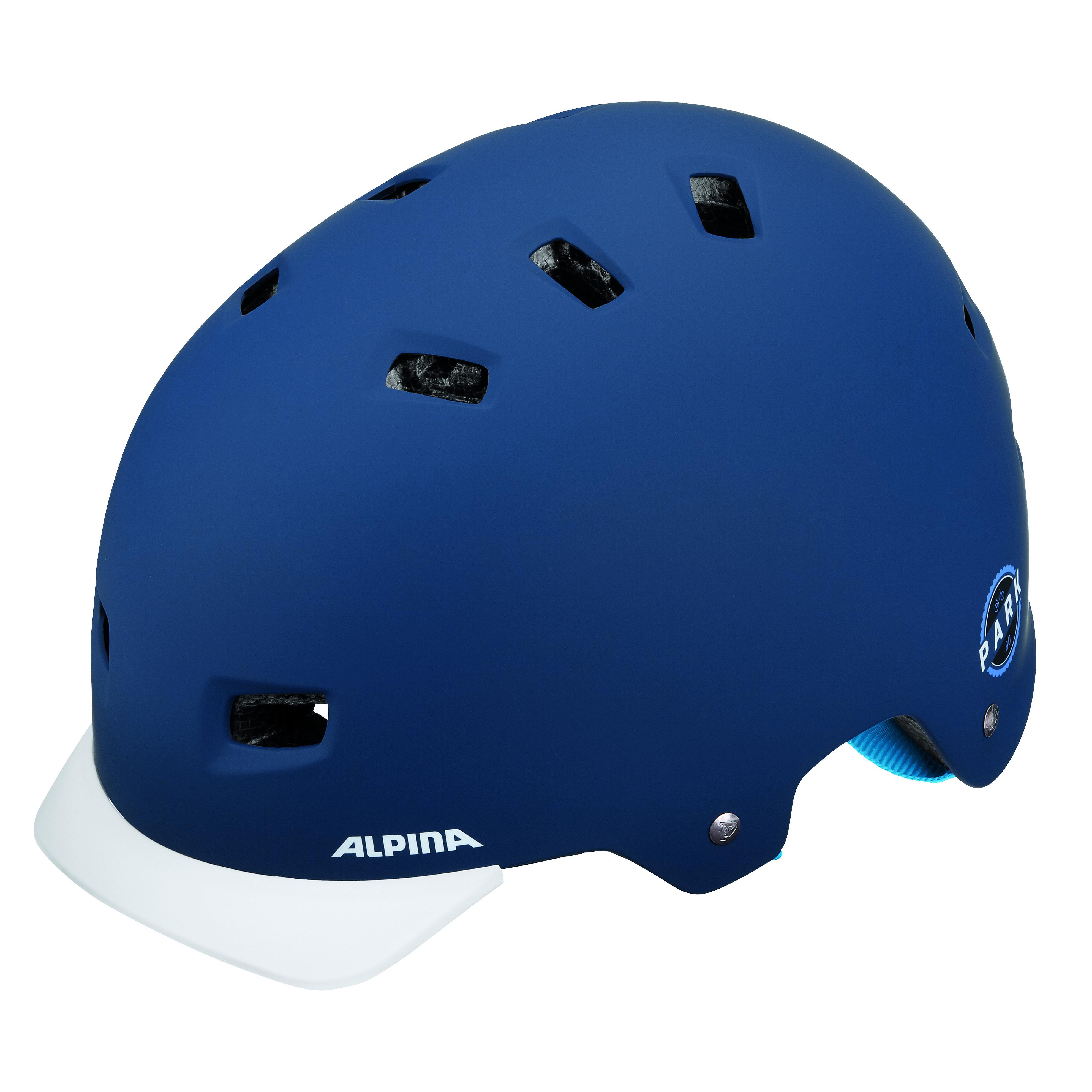 Велошлем Alpina 2018 Alpina Park Deepblue