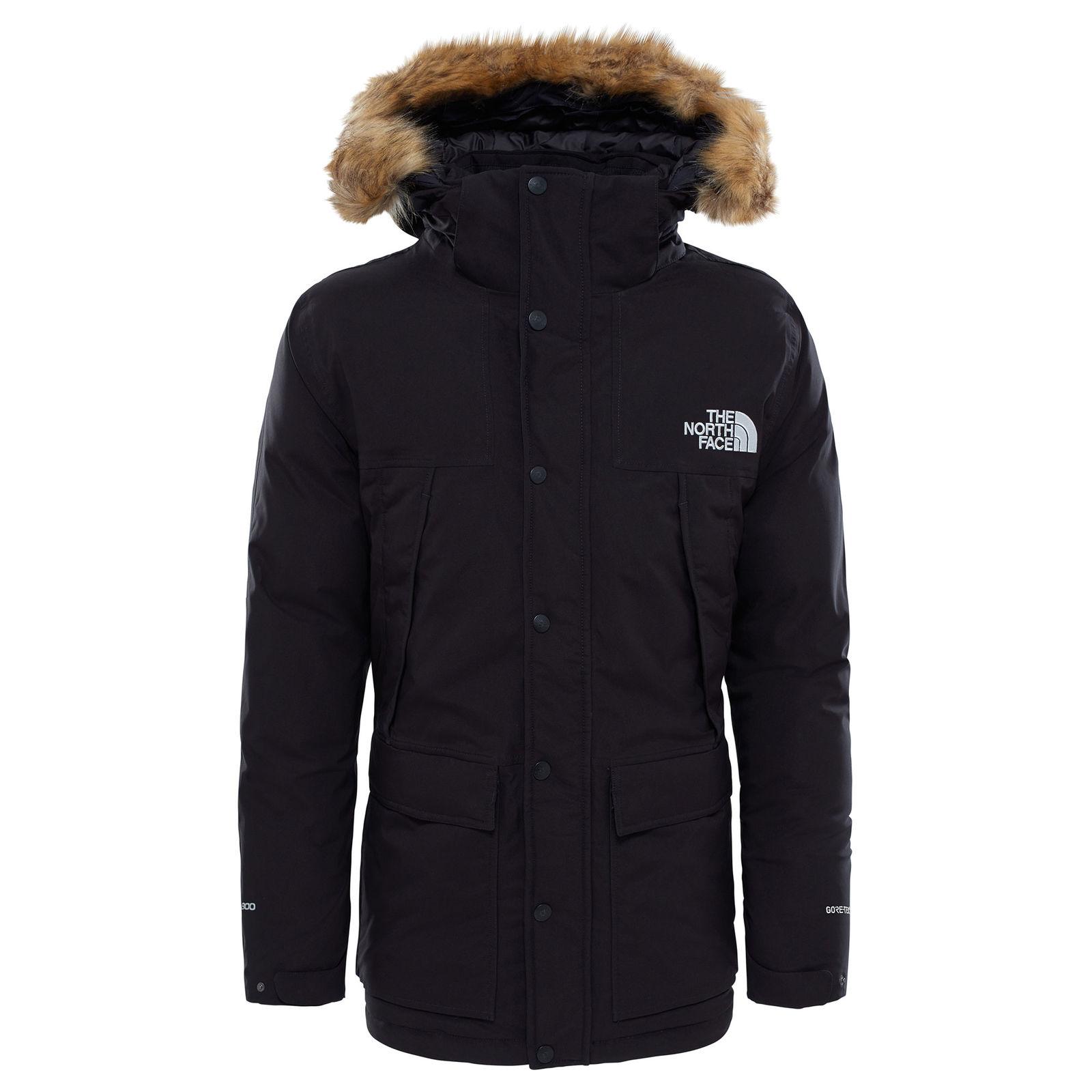 Куртка Для Активного Отдыха The North Face 2017-18 M Mountain Murdo Gtx Tnf Black