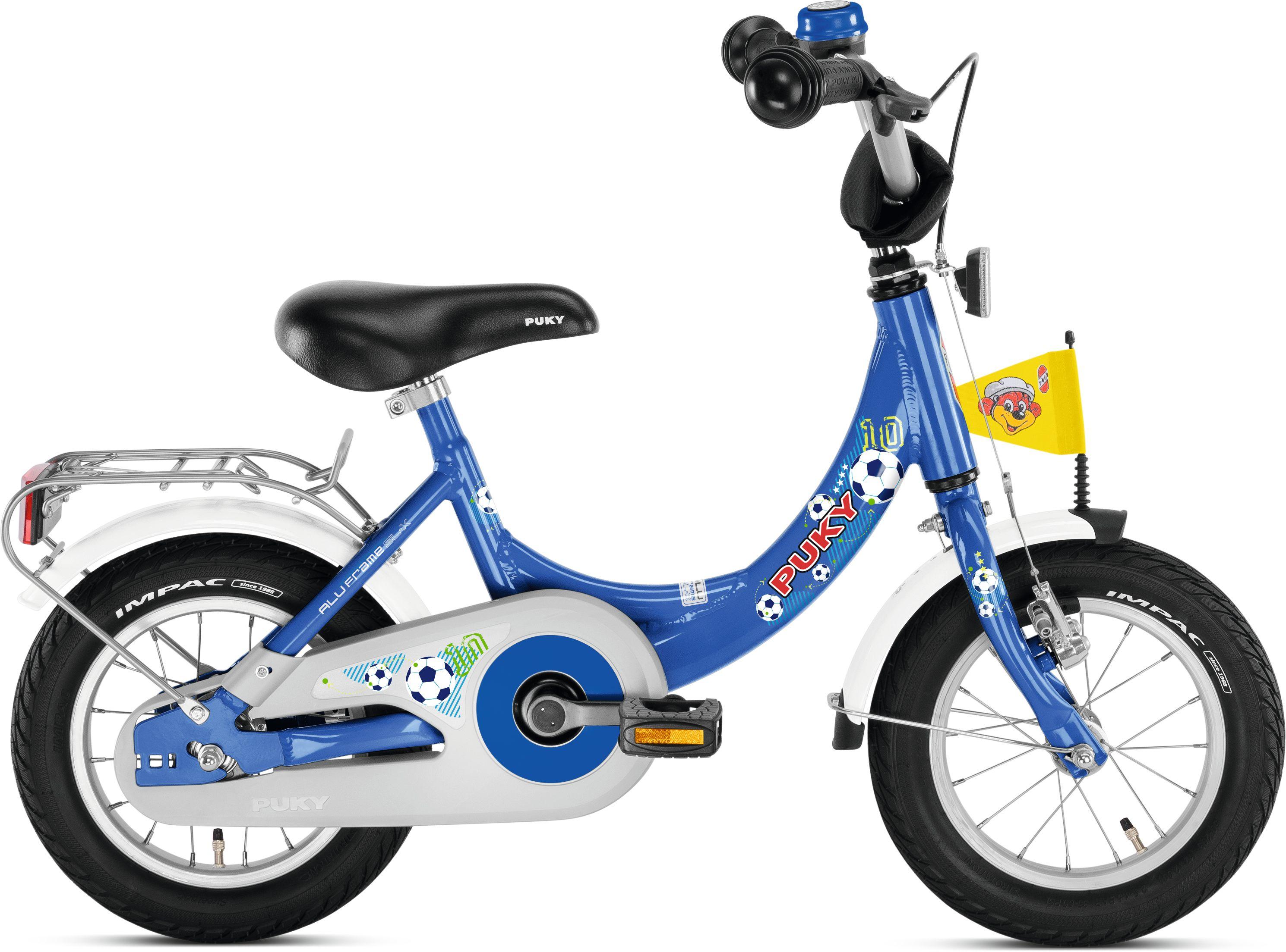 Велосипед Puky Zl 12-1 Alu 2016 Blue Football
