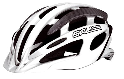 Летний Шлем Salice Spin Mtb White