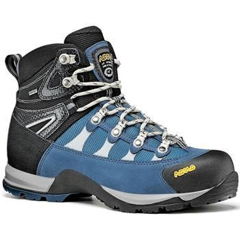 Купить Ботинки для треккинга (высокие) Asolo Hike Stynger GTX ML Cobalt Blue-Avio Треккинговая обувь 758484