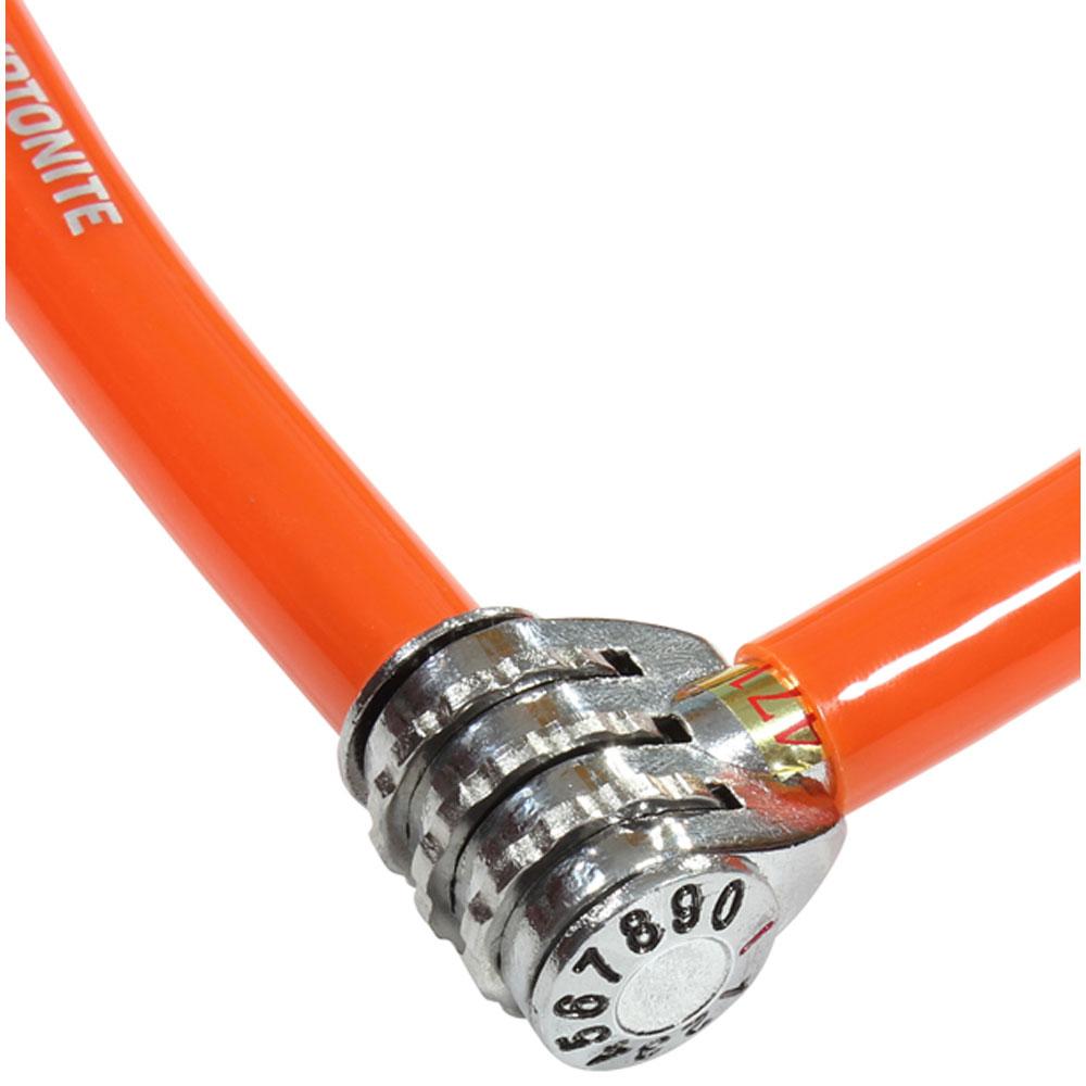Замок Велосипедный Kryptonite Cables Keeper 665 Combo Cbl 6X65Cm-Black