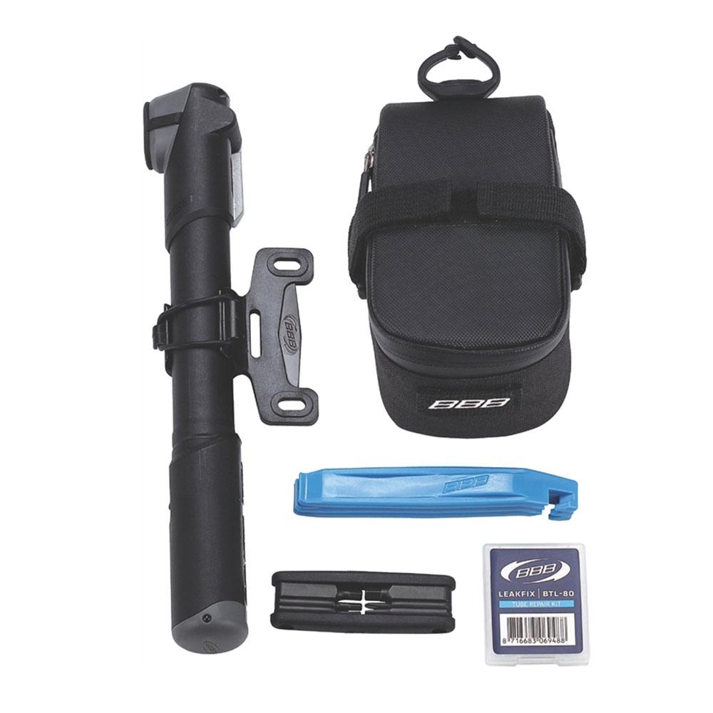 Дорожный Вело-Комплект Bbb Combipack S (Easypack S +Btl-42S+Btl-81 Blue+Bmp-54+Btl-80) от КАНТ