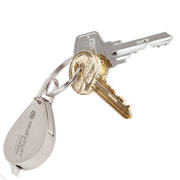 Брелок True Utility Key-Ring Accessories Eyeglass / от КАНТ