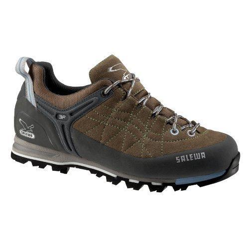 Купить Ботинки для альпинизма Salewa Alpine Approach Womens WS MTN TRAINER laguna-bamboo, Альпинистская обувь, 896497