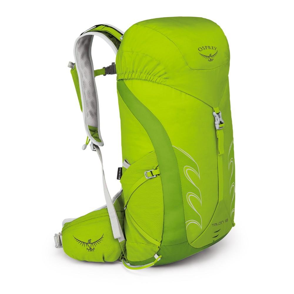 женский рюкзак osprey, зеленый