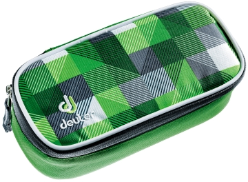 Пенал Deuter 2015 School Pencil Case green arrowcheck
