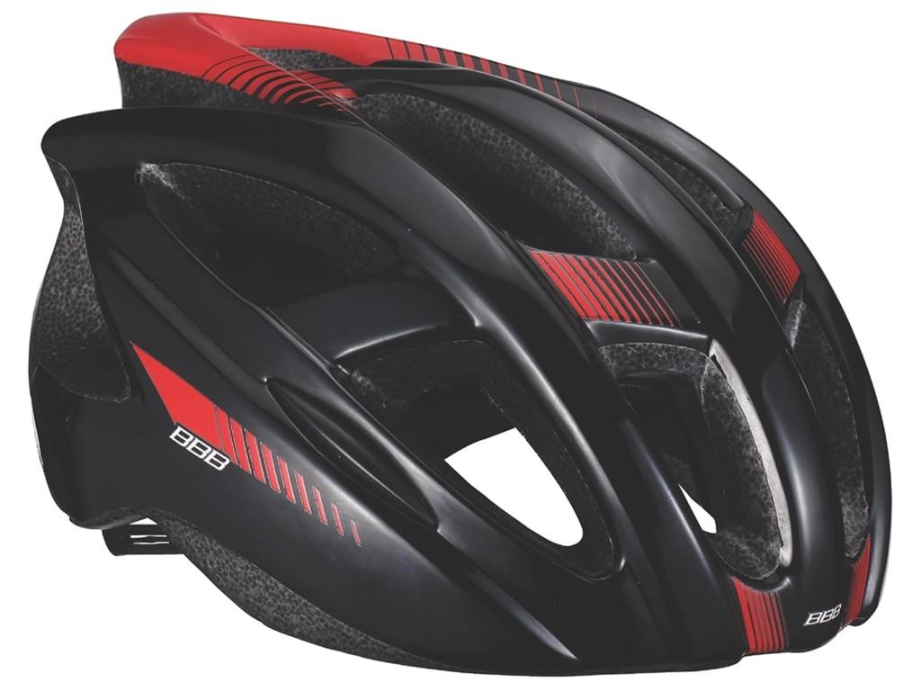 Летний Шлем Bbb Kite Black/red
