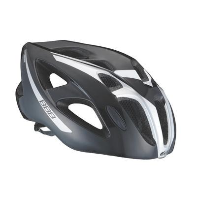 Летний Шлем Bbb Kite Black/silver