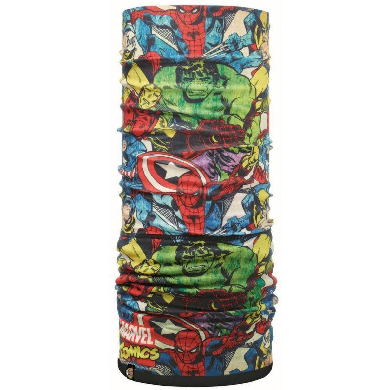 Купить Бандана BUFF Polar Buff SUPERHEROES POLAR FIGHTERS / BLACK Банданы и шарфы ® 1079090