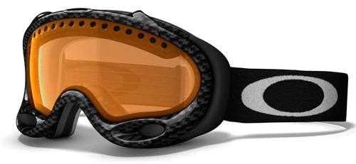 Купить Очки горнолыжные Oakley A-Frame Snow True Carbon Fiber Persimmon* 855748