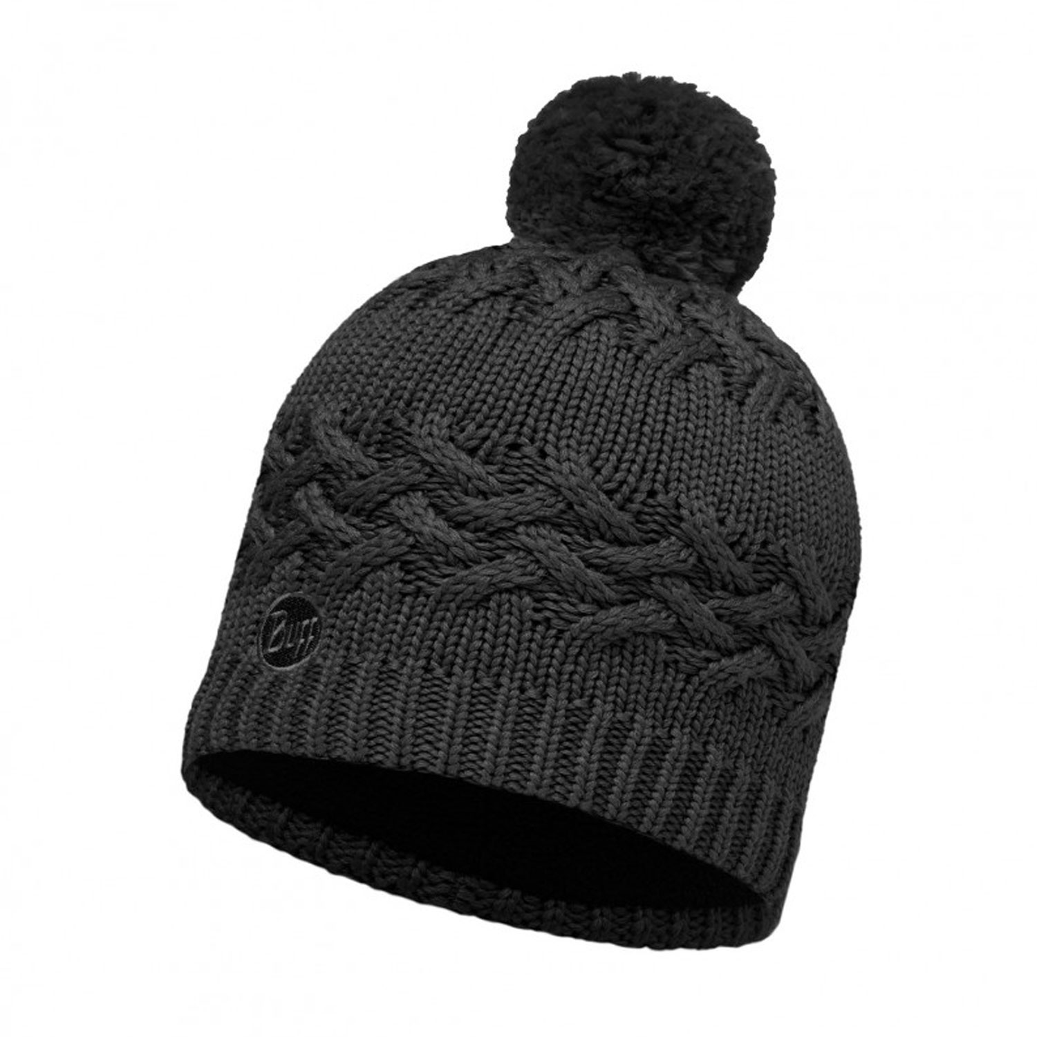 Шапка Buff Knitted & Polar Hat Savva Black