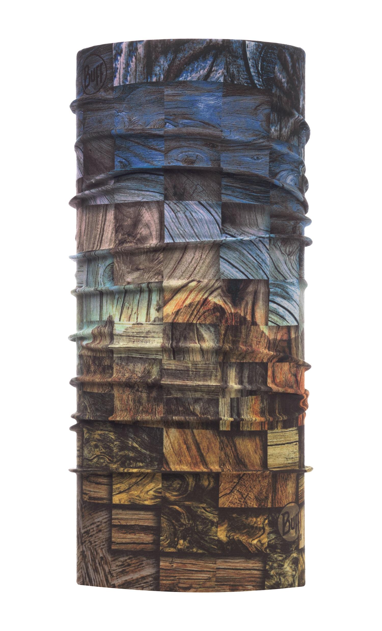 Бандана Buff Uv Protection Wood Collage Multi
