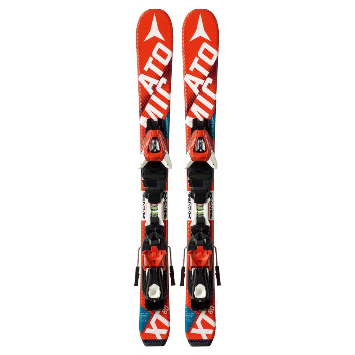Купить Горные лыжи с креплениями Atomic 2015-16 REDSTER JR I + XTE 045, лыжи, 1195384