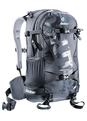 Рюкзак Deuter 2013 Freerider 24 SL black