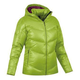 Куртка туристическая Salewa Alpine Active COLD FIGHTER DWN W JKT cactus Одежда 833802  - купить со скидкой