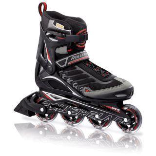 Купить Роликовые коньки Rollerblade 2012 SPIRITBLADE black/red, Ролики детские, 786624