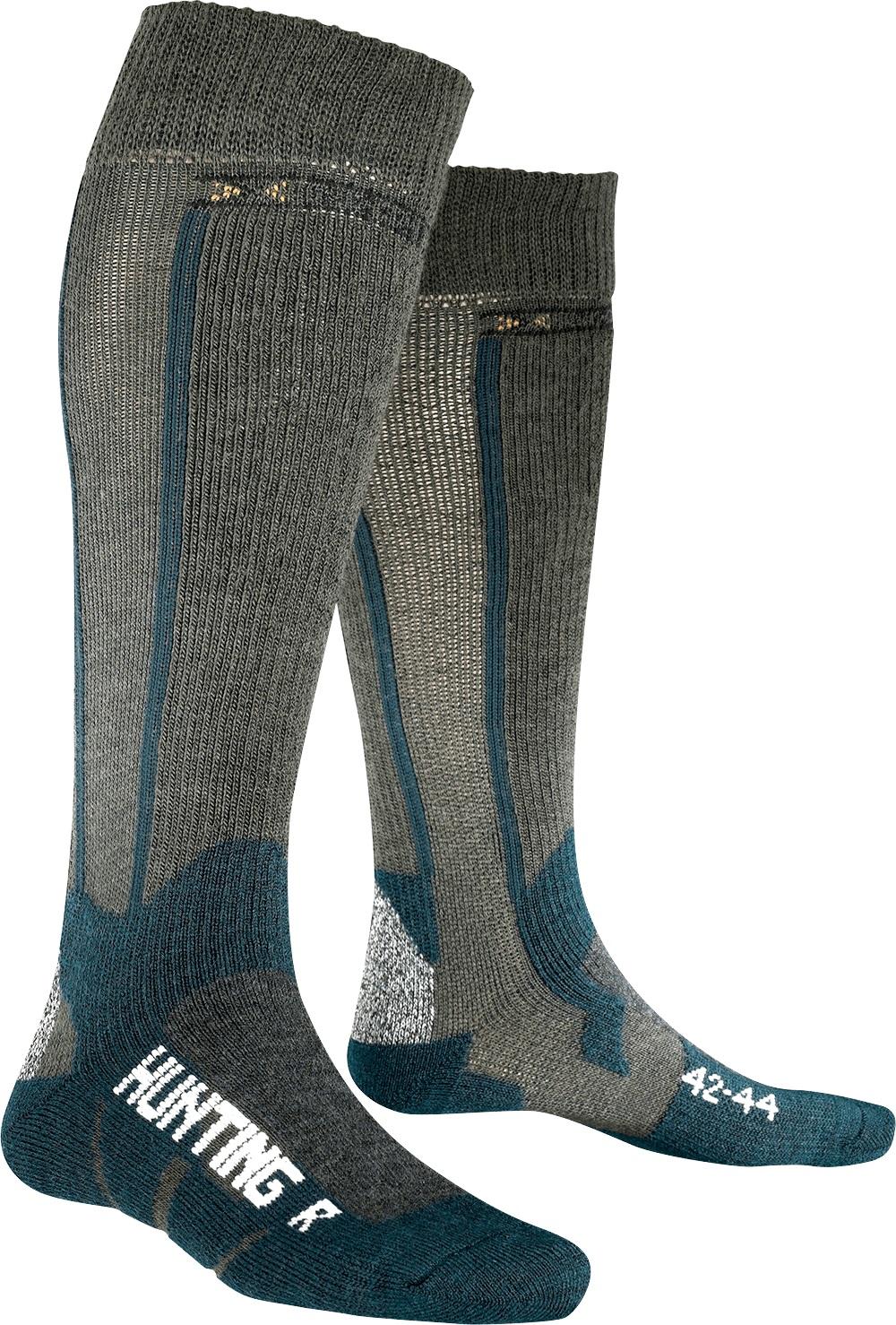 Купить Носки X-Bionic 2016-17 X-SOCKS HUNTING LG E017 / Зеленый, Носки, 1277621